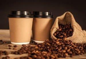 chuẩn bị cà phê