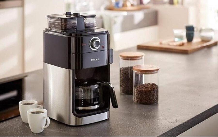 máy pha cà phê take away tự động