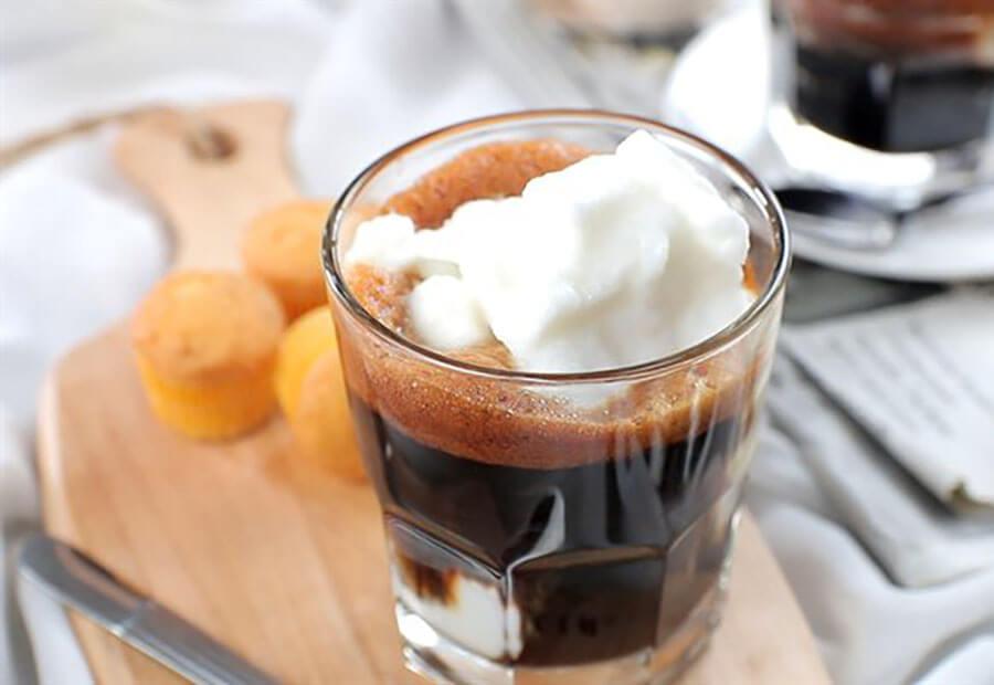 Cafe bạc xỉu cốt dừa
