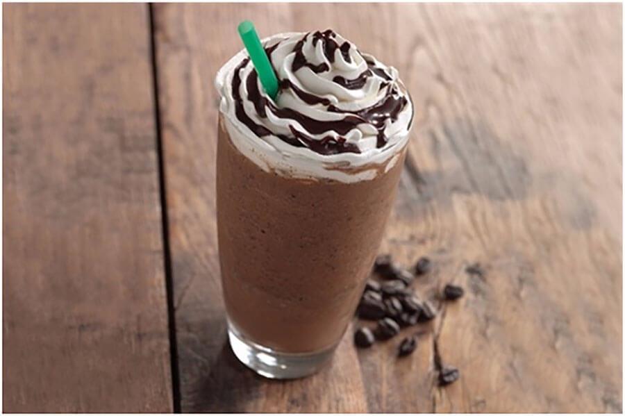 Cafe đá xay socola