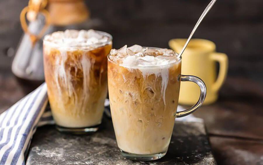 Ly cafe sữa